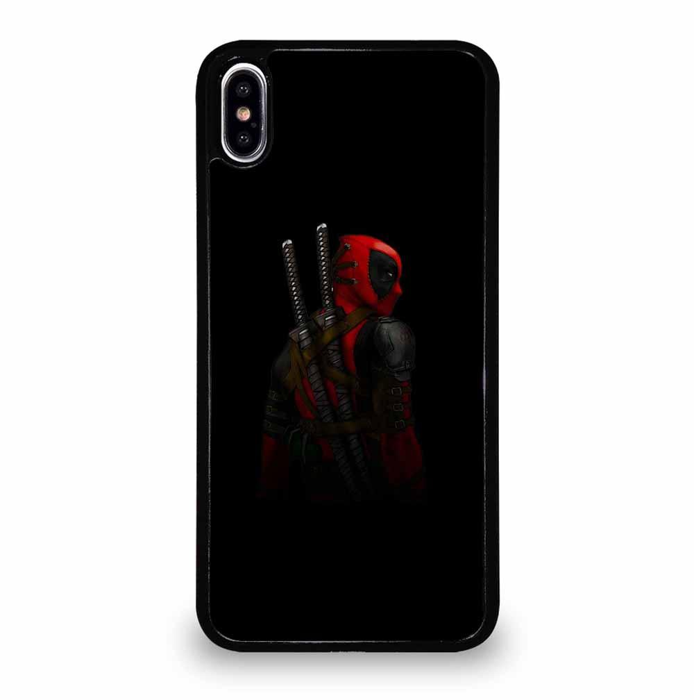 DEADPOOL BACK IN BLACK iPhone XS Max Case