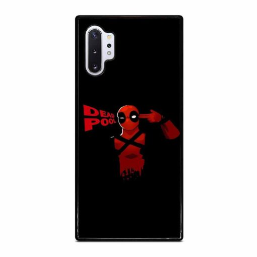 DEADPOOL BLACK Samsung Galaxy Note 10 Plus Case