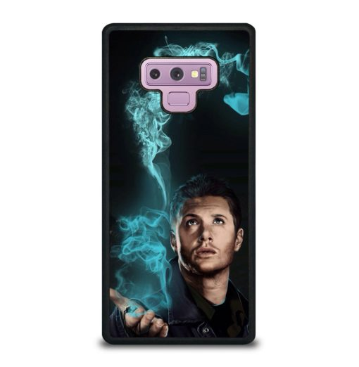 Dean Winchester Supernatural Samsung Galaxy Note 9 Case