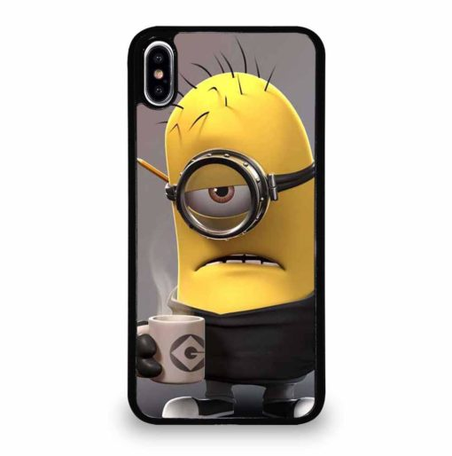 DESPICABLE ME 2 MINIONS iPhone XS Max Case Cover