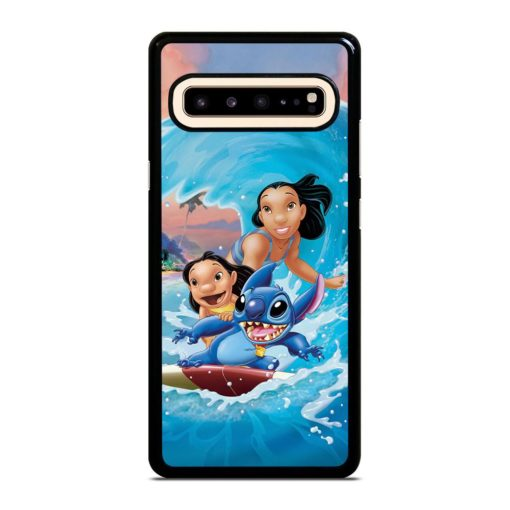 Disney Lilo And Stitch Samsung Galaxy S10 5G Case