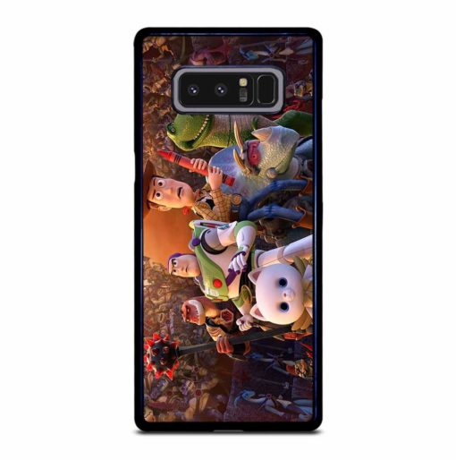DISNEY TOY STORY Samsung Galaxy Note 8 Case