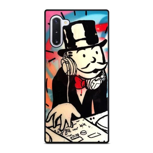 DJ Rich Uncle Pennybags Samsung Galaxy Note 10 Case
