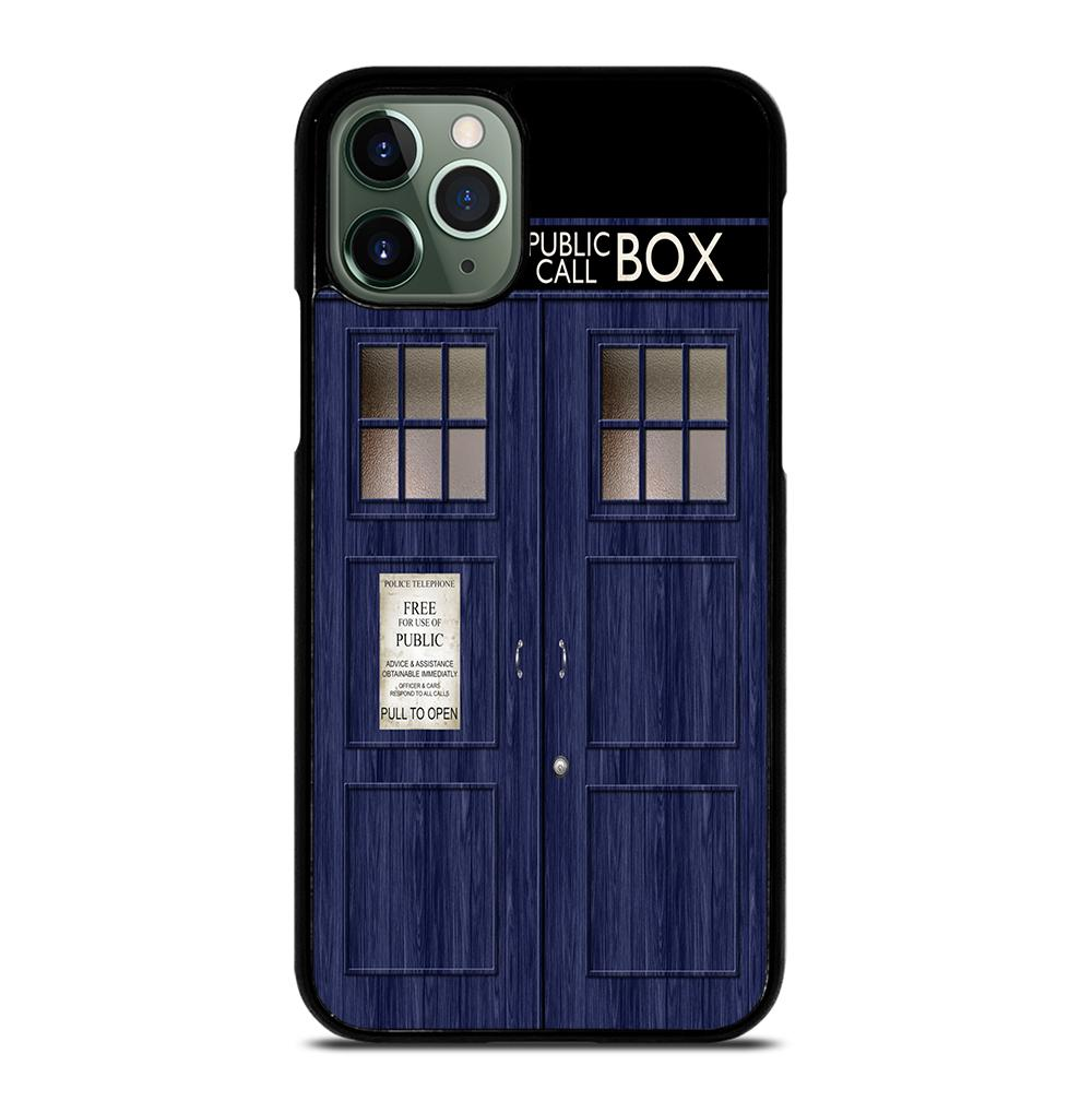 Doctor Who TARDIS iPhone 11 Pro Max Case