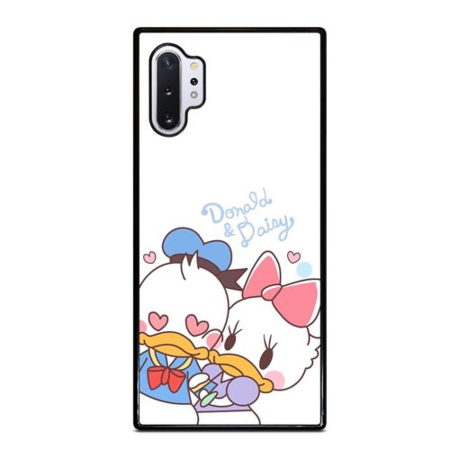 Donald and Daisy Duck Samsung Galaxy Note 10 Plus Case