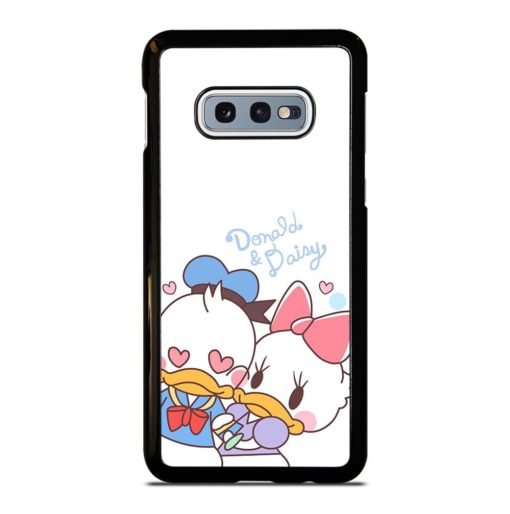 Donald and Daisy Duck Samsung Galaxy S10e Case