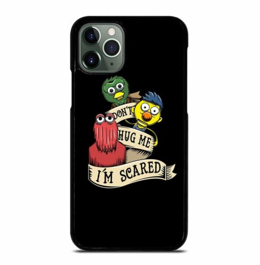DON'T HUG ME I'M SCARED iPhone 11 Pro Max Case