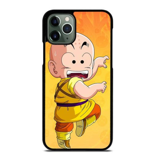 DRAGON BALL KRILLIN KID iPhone 11 Pro Max Case