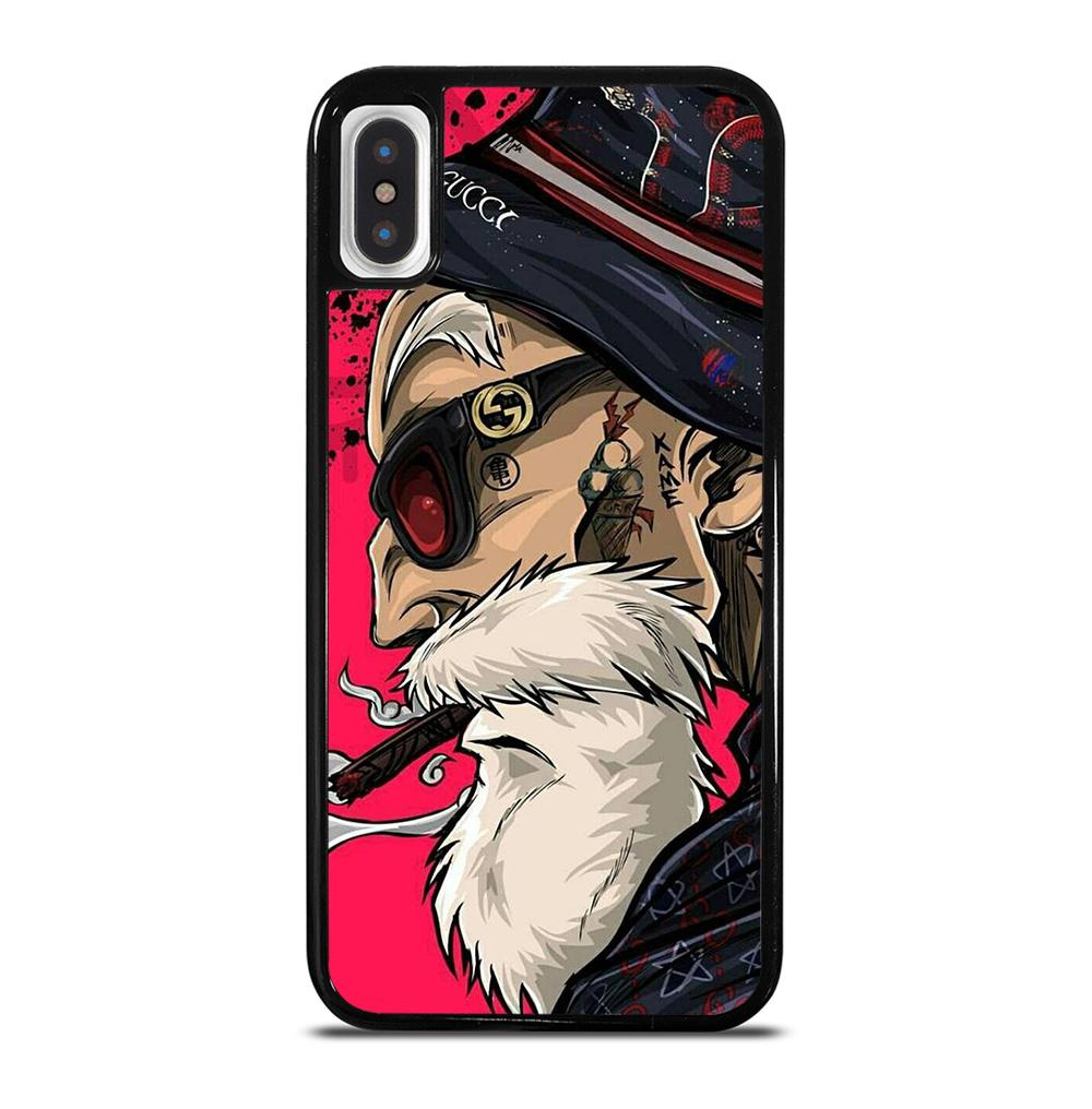 DRAGON BALL MASTER ROSHI iPhone X / XS Case Cover
