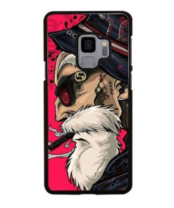 DRAGON BALL MASTER ROSHI Samsung Galaxy S9 Case Cover