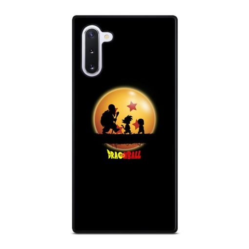 DRAGON BALL ON DARK Samsung Galaxy Note 10 Case