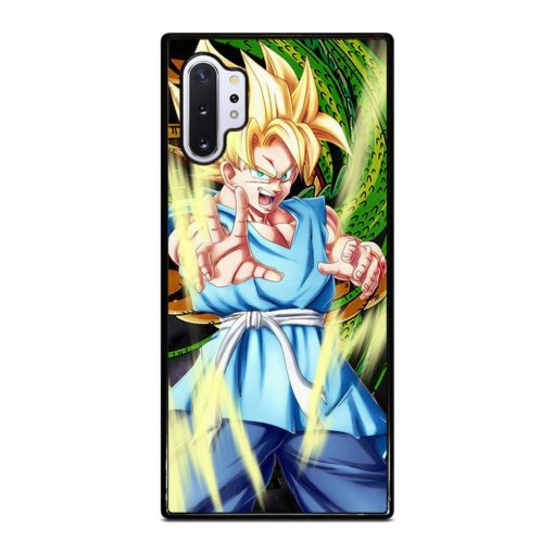 DRAGON BALL SON GOKU POWER LEVEL Samsung Galaxy Note 10 Plus Case