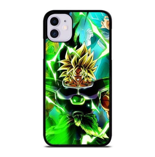 DRAGON BALL SUPER BROLY iPhone 11 Case