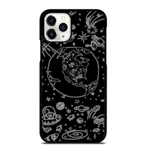 EARTH SPACE METEOR iPhone 11 Pro Case