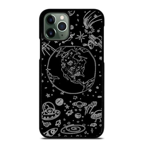 EARTH SPACE METEOR iPhone 11 Pro Max Case