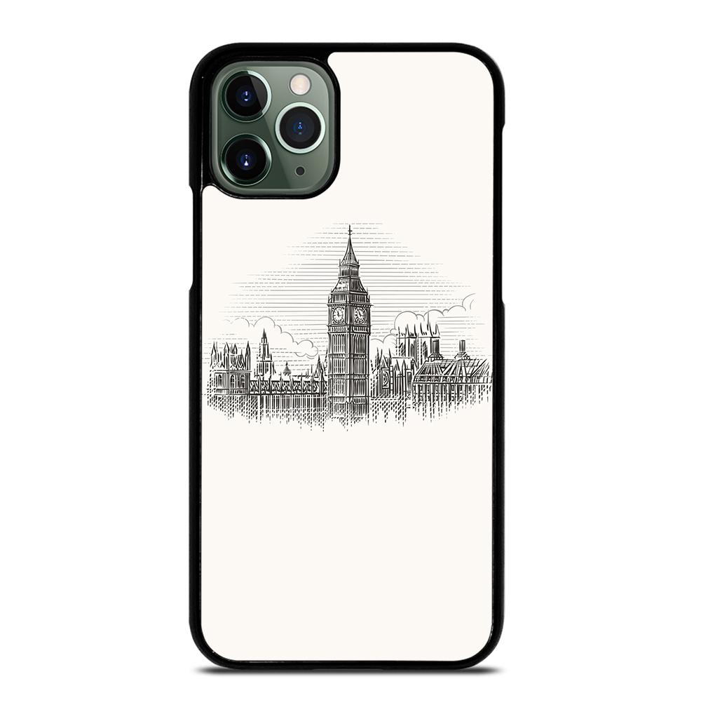 ELIZABETH TOWER BIG BEN iPhone 11 Pro Max Case
