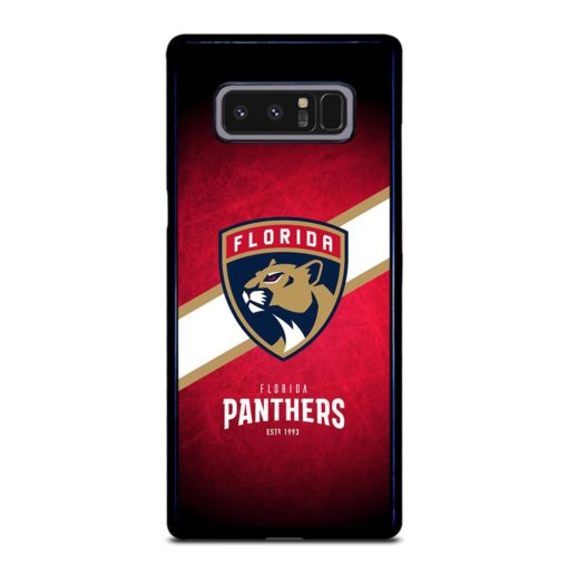 Florida Panthers Samsung Galaxy Note 8 Case