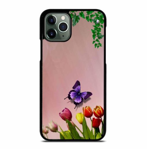 FLOWER LEAVES iPhone 11 Pro Max Case