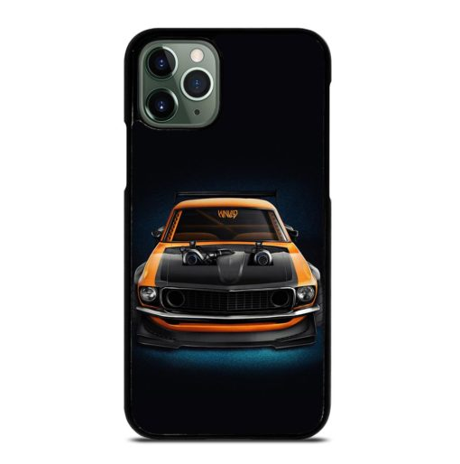 FORD MUSTANG 1969 iPhone 11 Pro Max Case