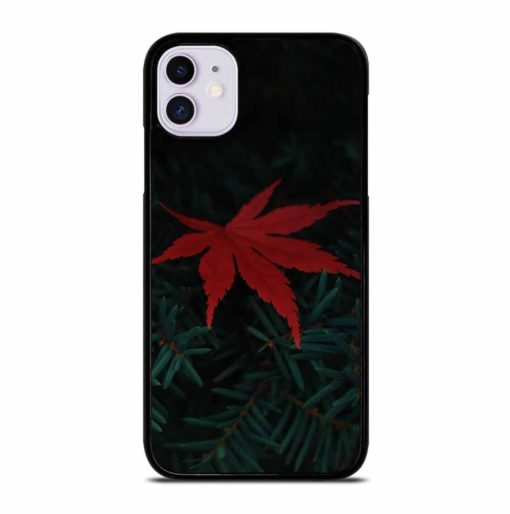 FOREST LEAVES iPhone 11 Case