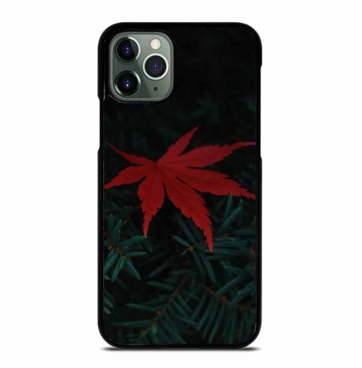 FOREST LEAVES iPhone 11 Pro Max Case