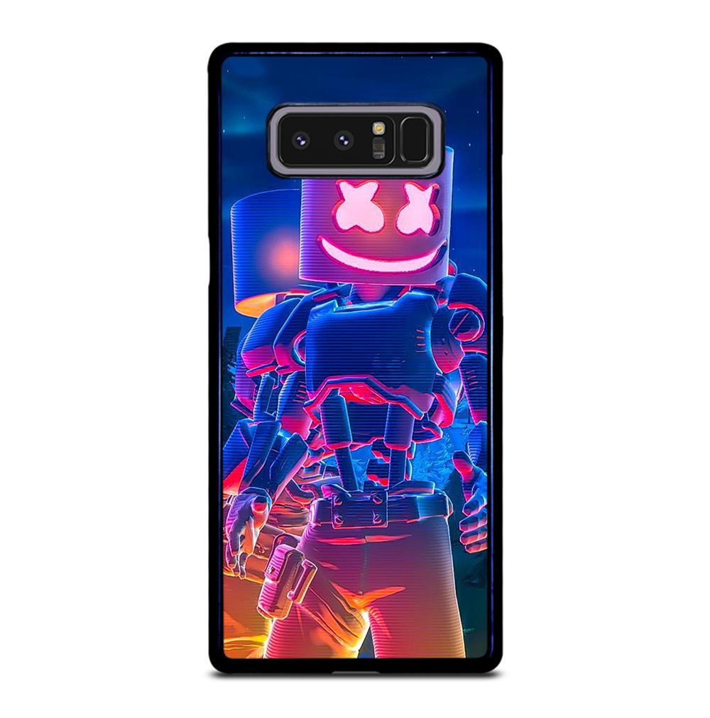 FORTNITE MARSHMELLO Samsung Galaxy Note 8 Case