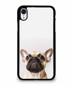FRENCH BULLDOG PUPPY iPhone XR Case