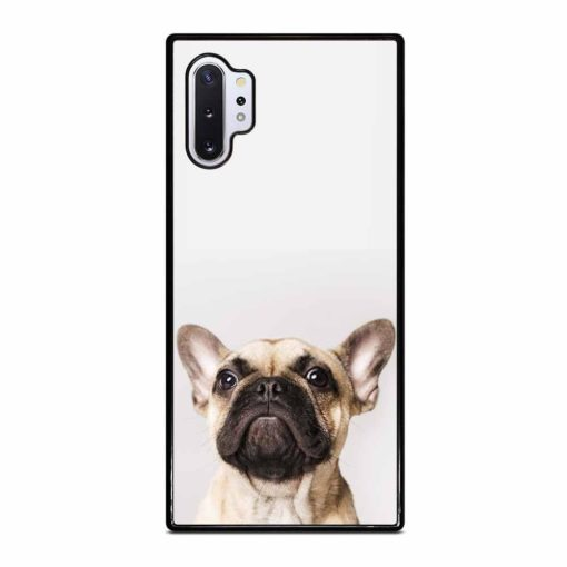 FRENCH BULLDOG PUPPY Samsung Galaxy Note 10 Plus Case