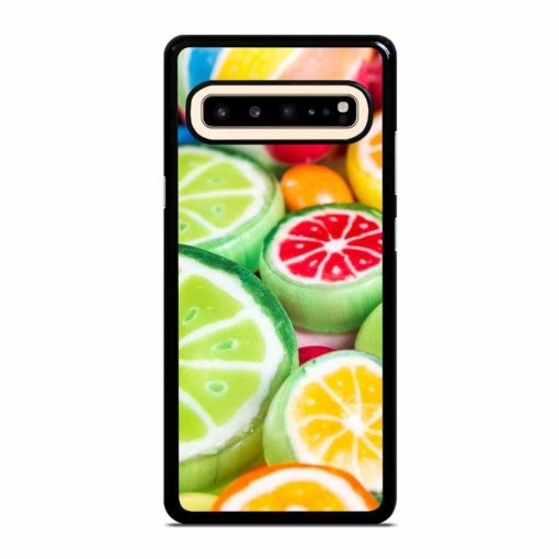 FRUIT JELLY CANDY Samsung Galaxy S10 5G Case