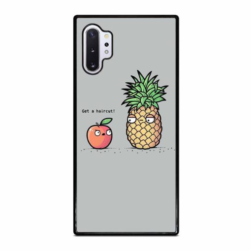 FUNNY PINEAPPLE FRUITS Samsung Galaxy Note 10 Plus Case