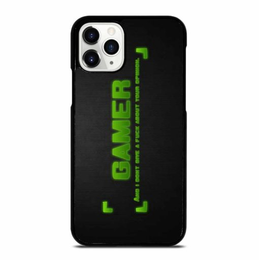 GAMER QUOTES iPhone 11 Pro Case