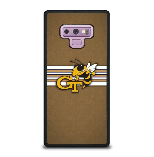 Georgia Tech Yellow Jackets Samsung Galaxy Note 9 Case