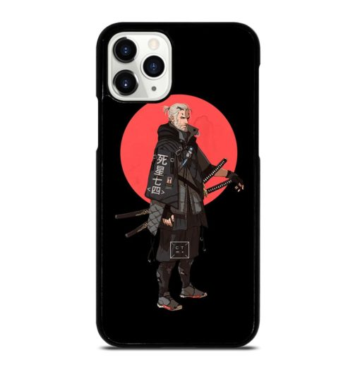 Geralt Of Rivia The Witcher iPhone 11 Pro Case