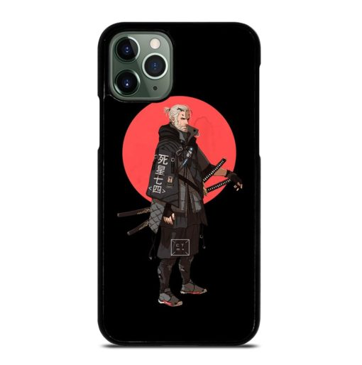 Geralt Of Rivia The Witcher iPhone 11 Pro Max Case