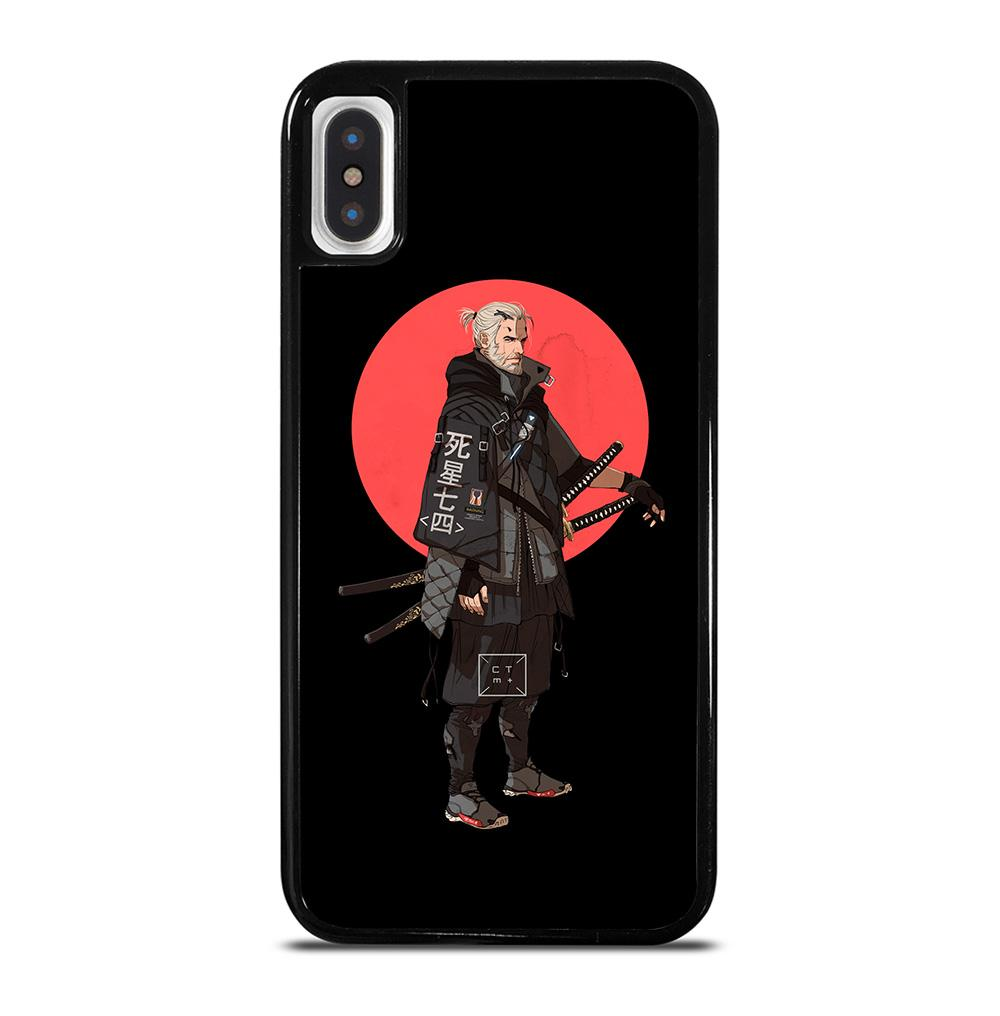 Geralt Of Rivia The Witcher iPhone X / XS Case Cover