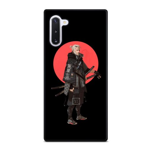 Geralt Of Rivia The Witcher Samsung Galaxy Note 10 Case