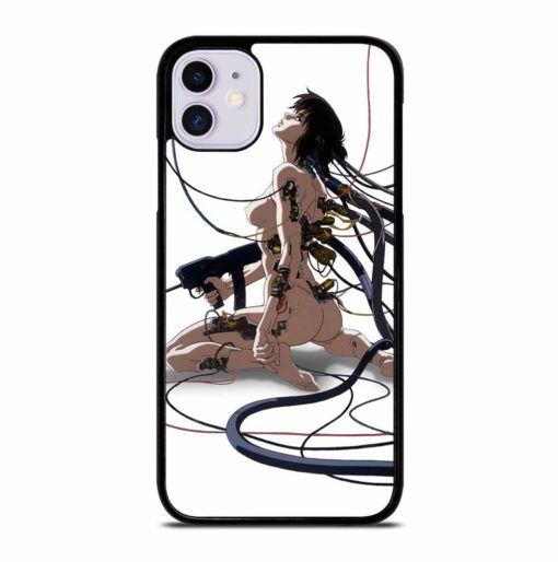 GHOST IN THE SHELL ANIME iPhone 11 Case