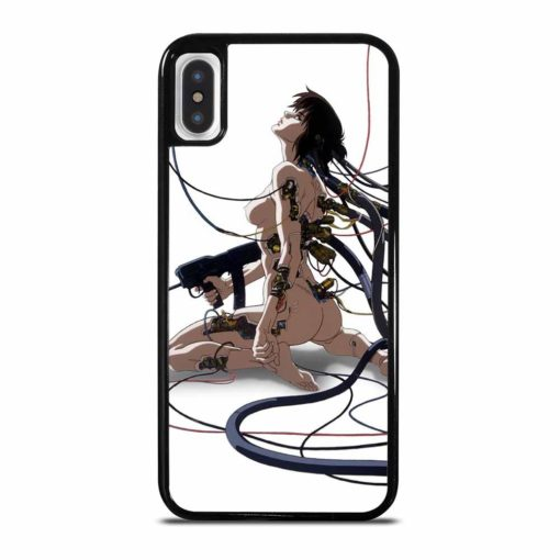 GHOST IN THE SHELL ANIME iPhone X/XS Case