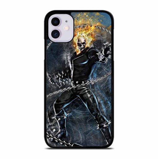 GHOST RIDER CHAIN iPhone 11 Case Cover