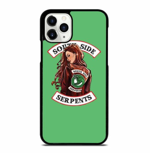 GIRL SOUTHSIDE SERPENTS iPhone 11 Pro Case