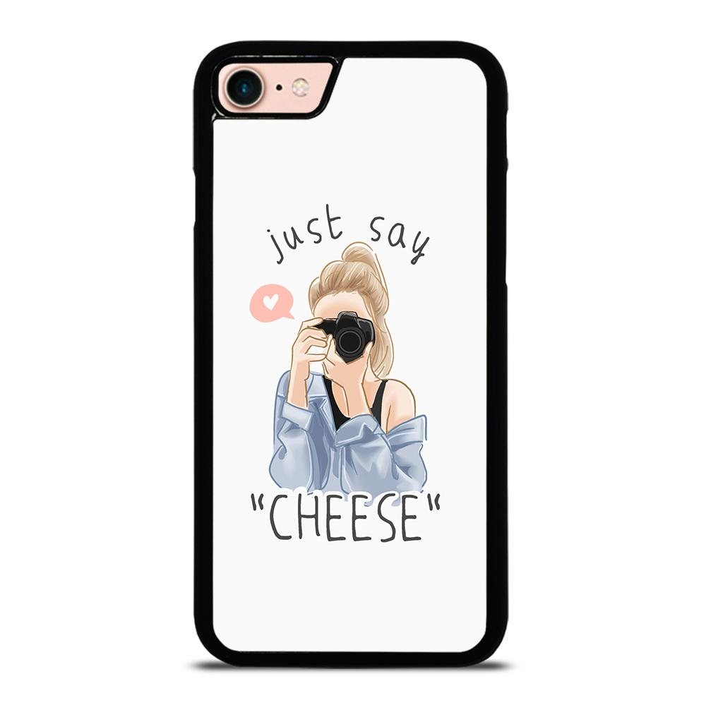 GIRL TAKES CAMERA iPhone 7 / 8 Case