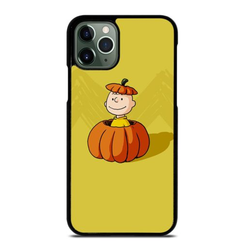 GREAT PUMPKIN CHARLIE BROWN iPhone 11 Pro Max Case