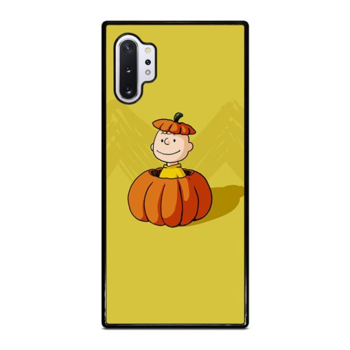 GREAT PUMPKIN CHARLIE BROWN Samsung Galaxy Note 10 Plus Case
