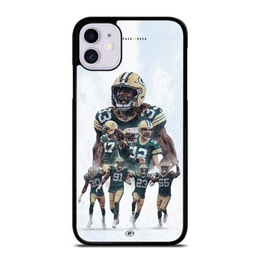 Green Bay Packers Roster iPhone 11 Case
