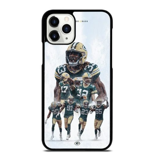 Green Bay Packers Roster iPhone 11 Pro Case