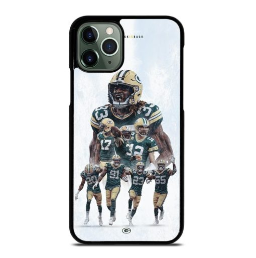 Green Bay Packers Roster iPhone 11 Pro Max Case