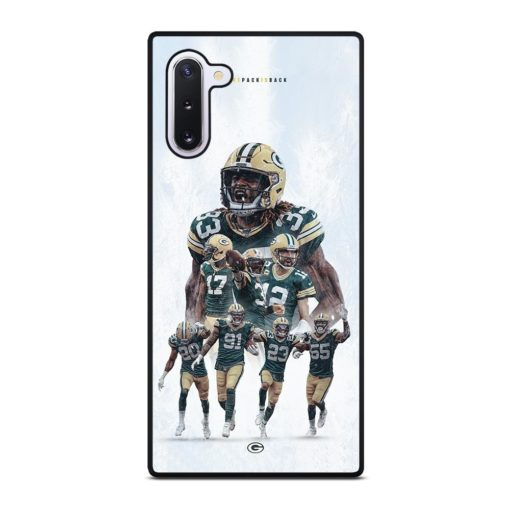 Green Bay Packers Roster Samsung Galaxy Note 10 Case