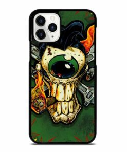 GREEN RAT FINK iPhone 11 Pro Case