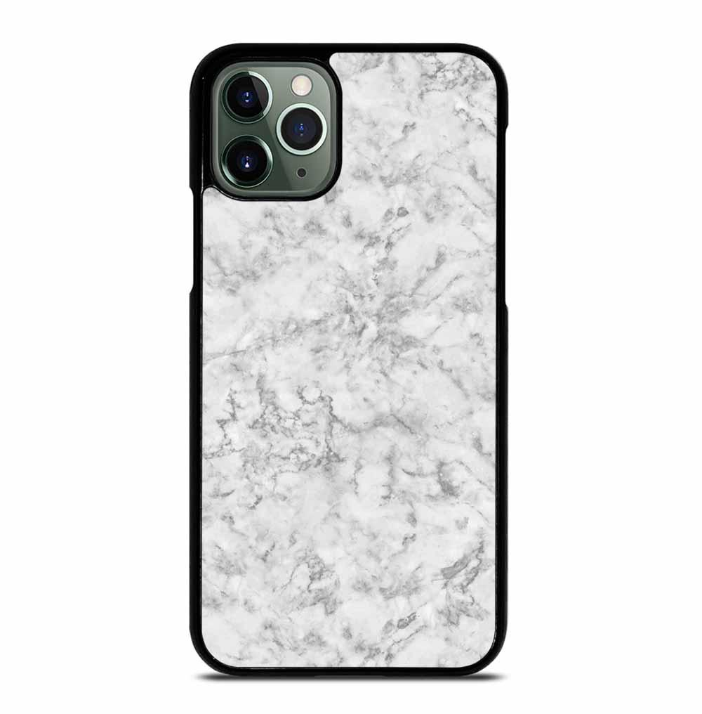 GREY MARBLE TEXTURE iPhone 11 Pro Max Case