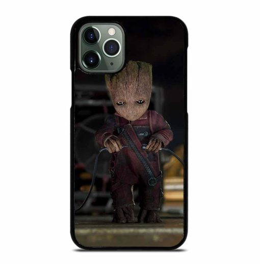 GUARDIANS OF THE GALAXY GROOT iPhone 11 Pro Max Case